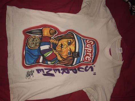 Supreme chucky tee for Sale in San Diego, CA - OfferUp